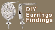 Earrings Findings