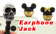Earphone Jack Plug for Smartphone