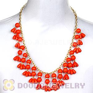 Crew Bubble Bib Statement Necklace wholesale